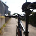 クロスバイクのシートポストの交換を。 -GIOS MISTRAL