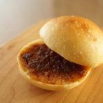 ももパン at キネマトベーカリーのカンパーニュ・ブリオッシュ・・・しょうゆキャラメル。