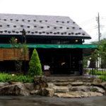 バームクーヘン・GARBA CAFE 本店。 -2016夏・家族旅行 at 水上