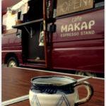 ブランシールでcafeMAKAPのコーヒーを。