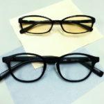 眼鏡は顔の一部です。 -JINS SCREEN & Airframe