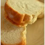 富光堂のふんわり食パン。