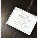 MIKADOのタルトオランジュ。