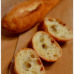 街のパン屋さん スリジェのバケット。