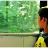 電車に乗ってどこまでも・・・。