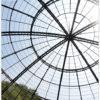 バードドームで鳥の観察。 -華蔵寺公園