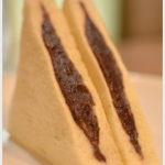 サンドイッチハウス ピクルスのあんバターサンド。