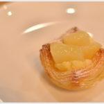 こむぎっこの梨のプチデニッシュ。