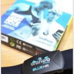 Blue HRで心拍数のモニタリング。 -Wahoo Fitness