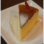 MIKADOのカマンベールチーズスフレ。