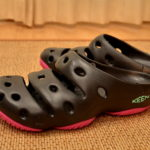 KEEN YOGUI Black/Pink。
