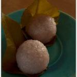 ねぼけ堂の桜餅で春を感ず。