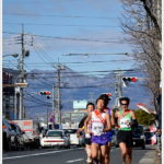 100km駅伝。