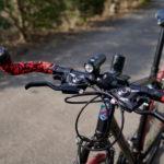クロスバイクのハンドル交換。 -GIOS MISTRAL ブルホーン化