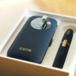 禁煙への道半ば。- IQOS 2.4Plus ネイビー