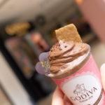 ゴディバのムースショコラ ミルクチョコレート 。