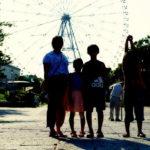 今夏の旅のエピローグ。 -2017夏・家族旅行 at 葛西・舞浜