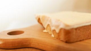 作りたてパンの店 スパンクのホワイトチョコ。