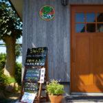 吉井の街のジャムカフェさんでミニランチセット。