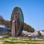 埼玉県立 川の博物館でお勉強と水遊び。 -2018春休み・プチ家族旅行