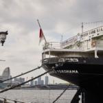 日本郵船 氷川丸の船内へ。 -2018・夏 家族旅行 at 横浜