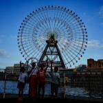 第三京浜・環八・関越道で家路に着いて。 -2018・夏 家族旅行 at 横浜