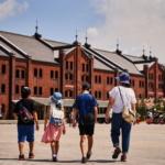 レトロでモダン、横浜赤レンガ倉庫。 -2018・夏 家族旅行 at 横浜