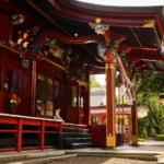 日本七社のひとつ・冠稲荷神社へお出掛け。