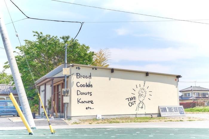 BAKE SHOP ツミキ -群馬県伊勢崎市