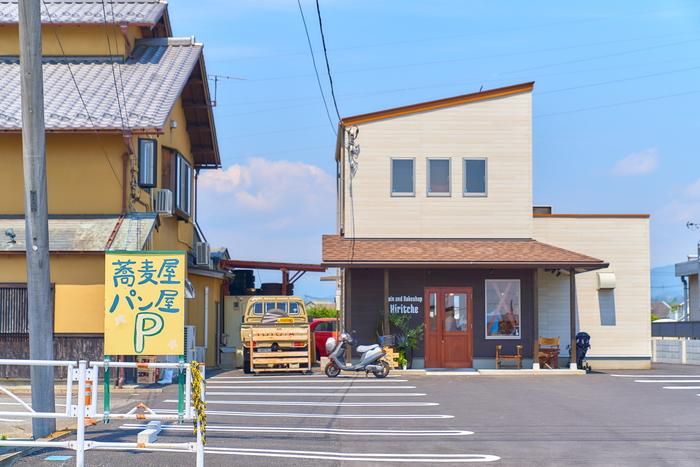 パン アンド ベイクショップ キリッチェ -群馬県高崎市