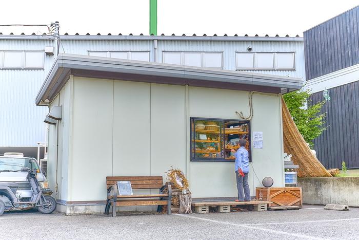 パン焼き場コムン -群馬県高崎市