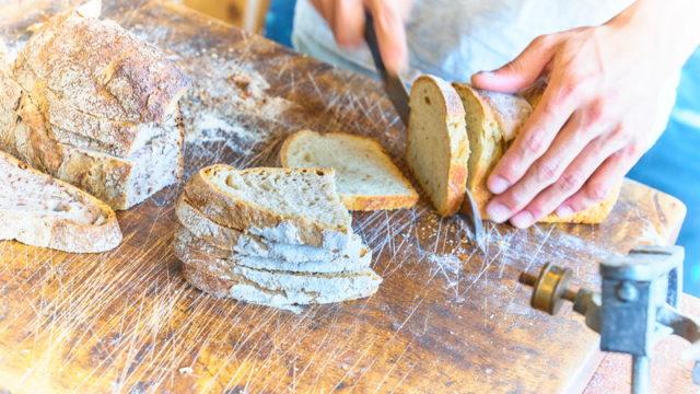 パン屋さんめぐり