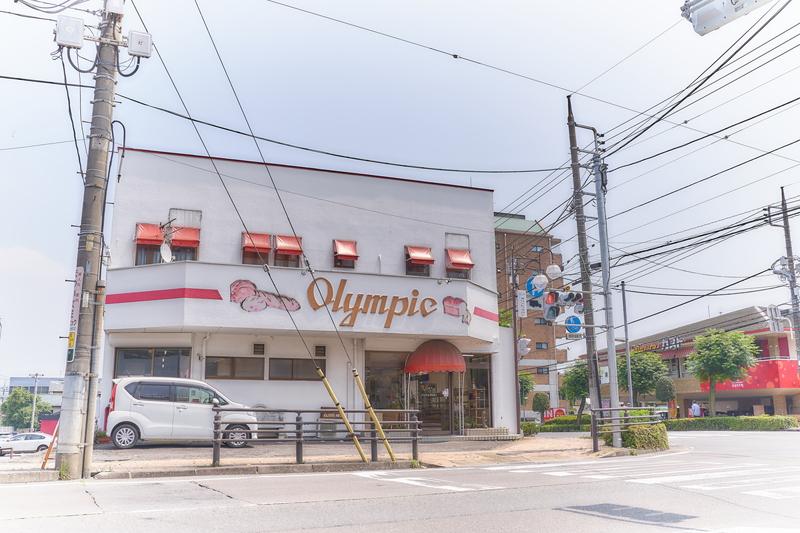 焼きたてパン オリンピック -群馬県渋川市