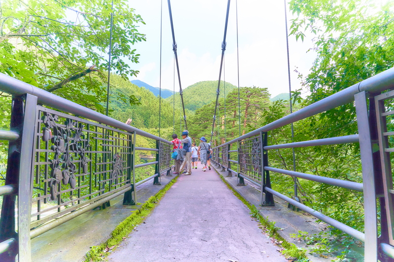 吹割の滝 -群馬県沼田市
