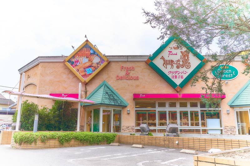 フリアンパン洋菓子店 -群馬県沼田市