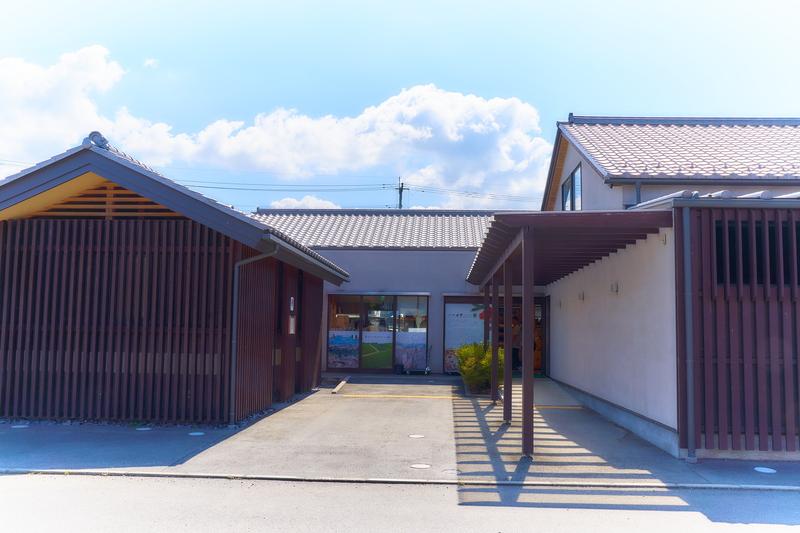 道の駅 甘楽 -群馬県甘楽郡甘楽町