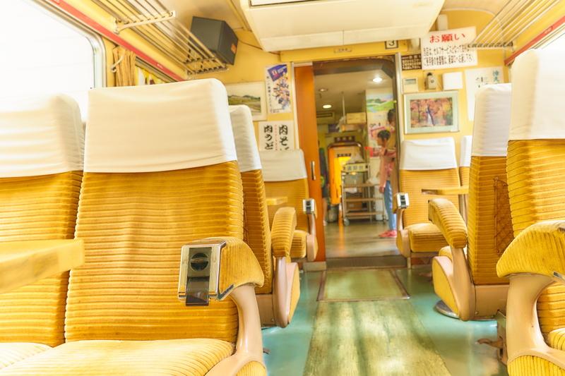 列車のレストラン 清流 at 神戸駅(ごうどえき) -群馬県みどり市東町