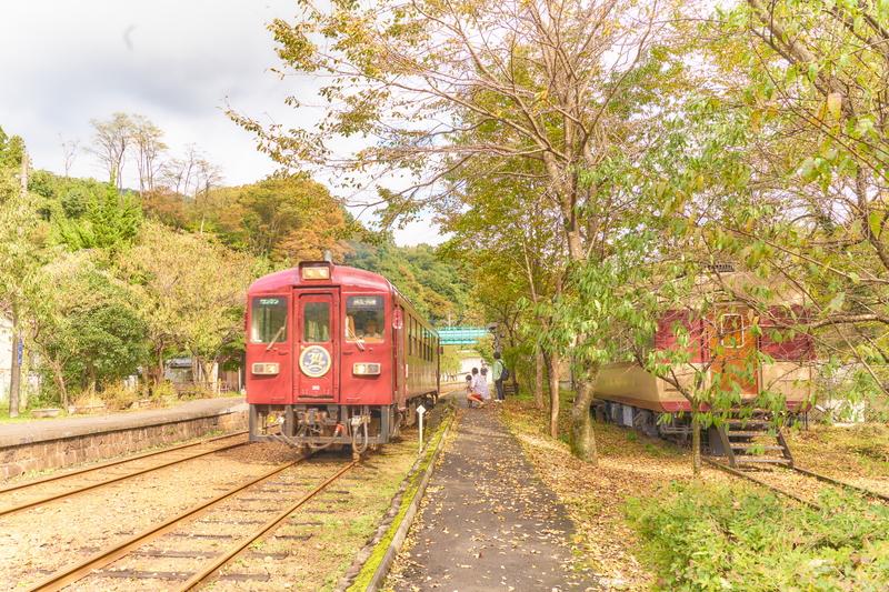 神戸駅(ごうどえき) -群馬県みどり市東町