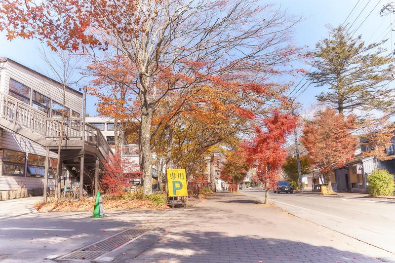 ベーカリー&レストラン 沢村 旧軽井沢 -長野県北佐久郡軽井沢町