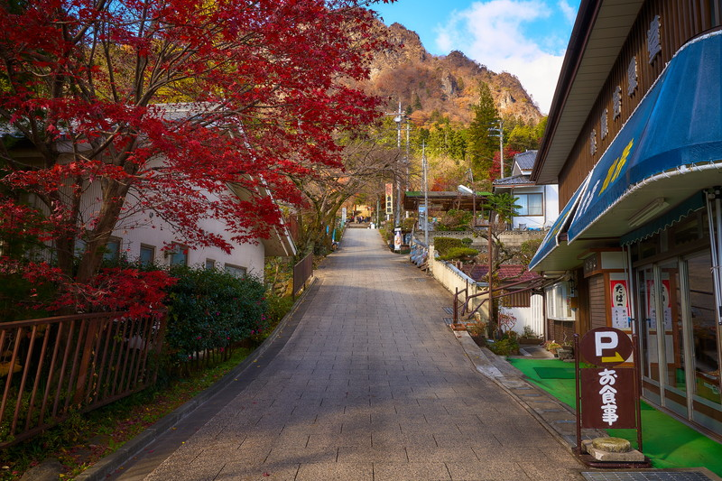 妙義神社 -群馬県富岡市妙義町