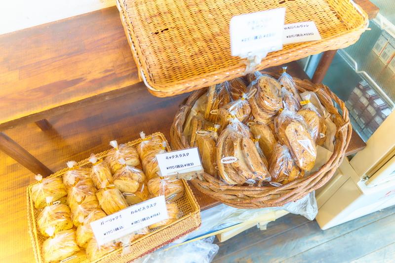 焼きたてパン ブール -群馬県安中市