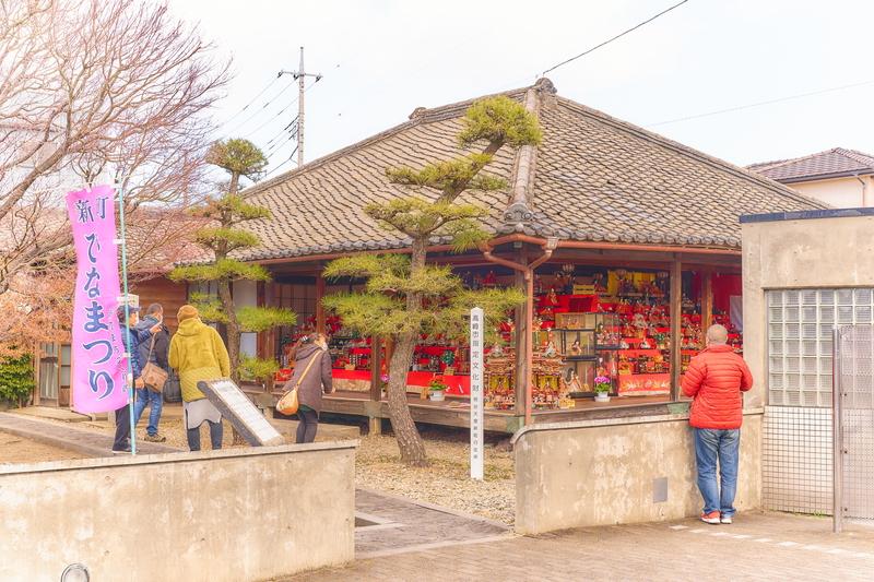 第14回 新町ひなまつり -群馬県高崎市