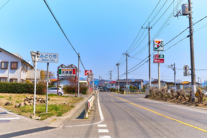 フレッシュベーカリー シャロン -群馬県桐生市