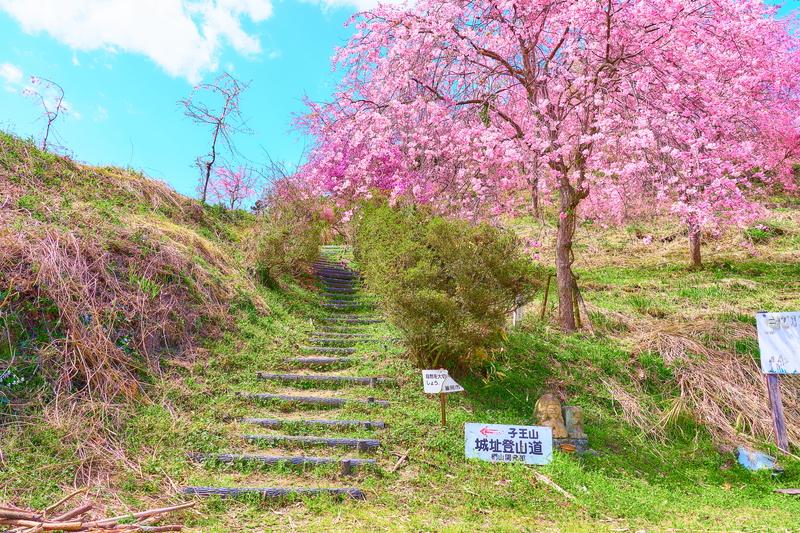 二千階段 -群馬県藤岡市