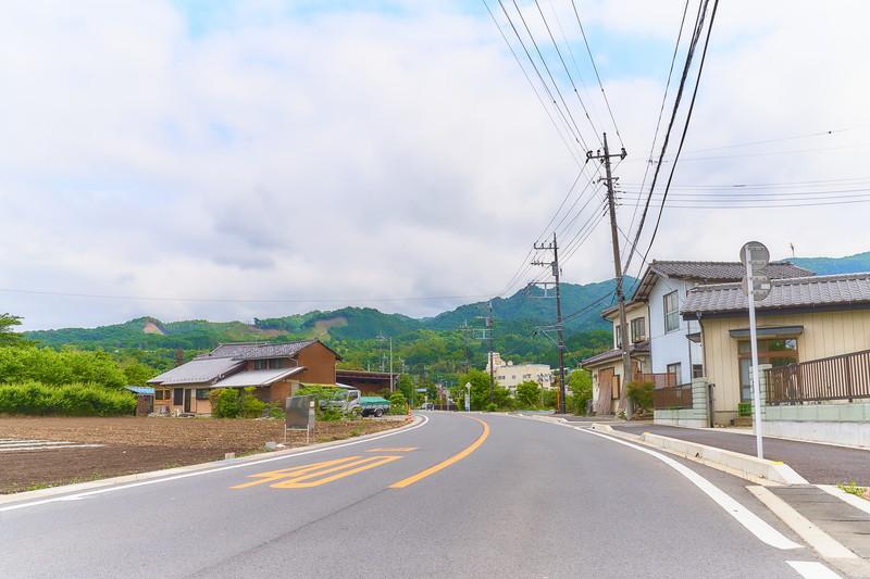 長厳寺の巨大磨崖仏 -群馬県甘楽郡甘楽町