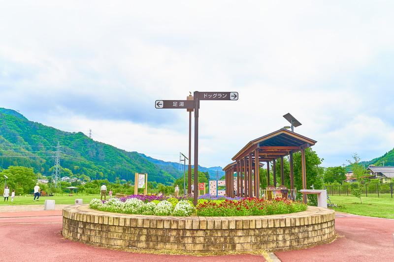 道の駅あがつま峡 -群馬県吾妻郡東吾妻町