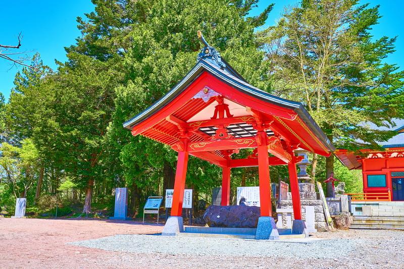 赤城神社 -群馬県前橋市富士見町