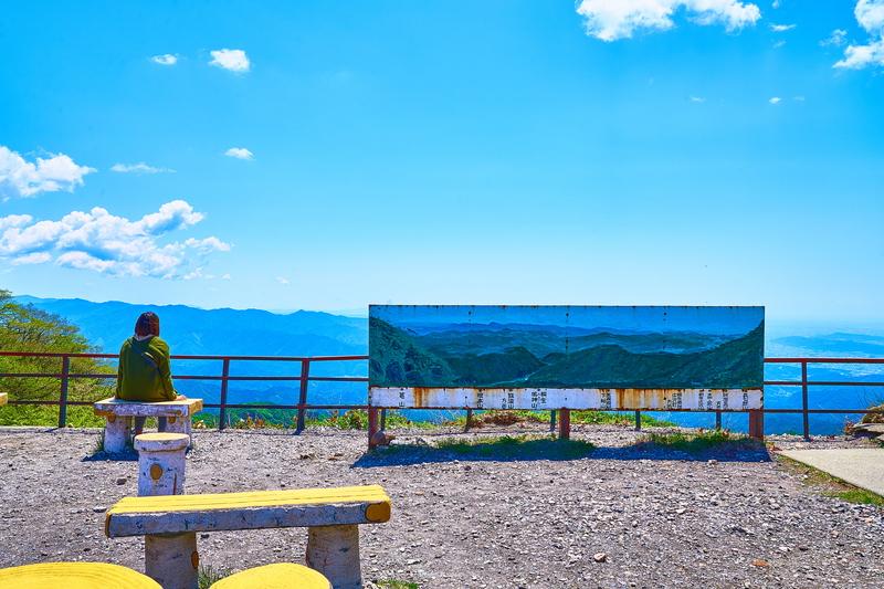 赤城山 鳥居峠から関東平野を一望 -群馬県前橋市