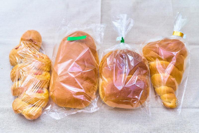清月堂製パン -群馬県児玉郡上里町