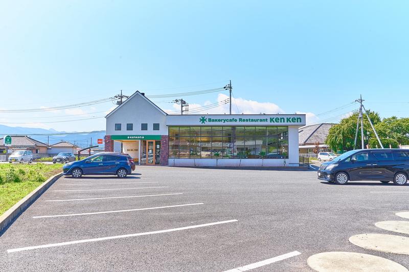 ベーカリーカフェレストラン KenKen(ケンケン) -群馬県富岡市